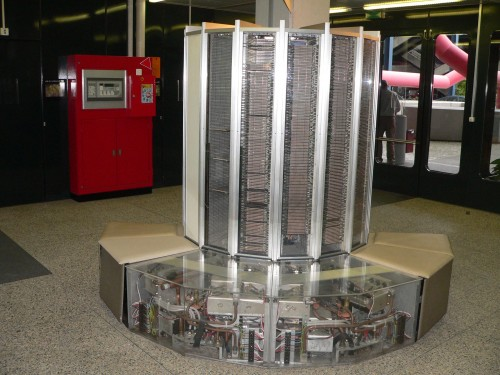 Cray-1 Supercomputer, Bell Labs circa 1976