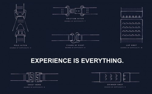 Experience is Everything - The Bra Clasps of Life