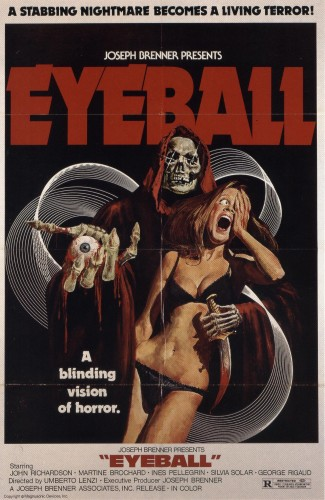 Eyeball Movie Poster