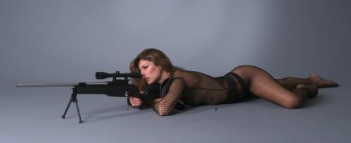 fishnet sniper