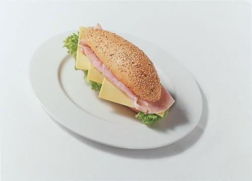 ham and cheese sammich