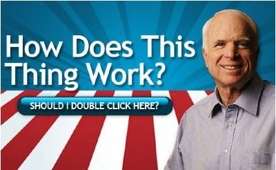How Does This Thing Work - John McCain