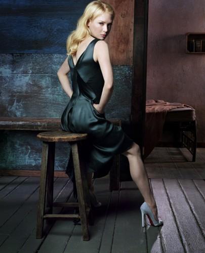 Renee Zellweger - Black Dress 01