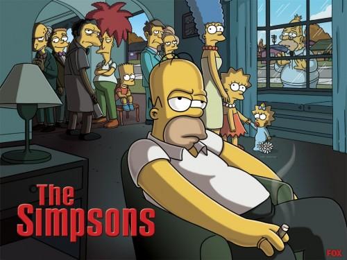Simpsons - Sopranos Rip Off