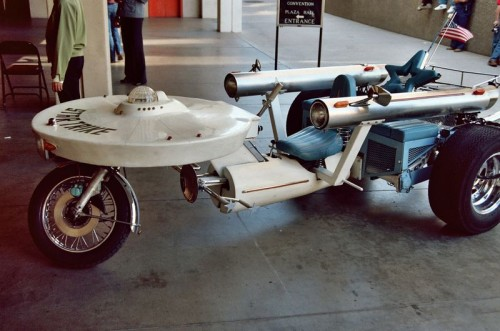 Star Trek Motorcycle