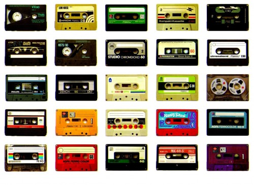 Tapes of the past