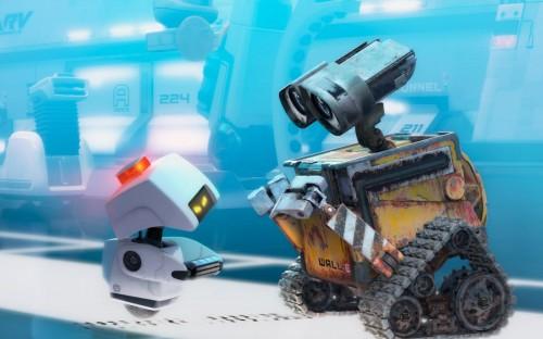 Wall-E Vs Cleaner Robot