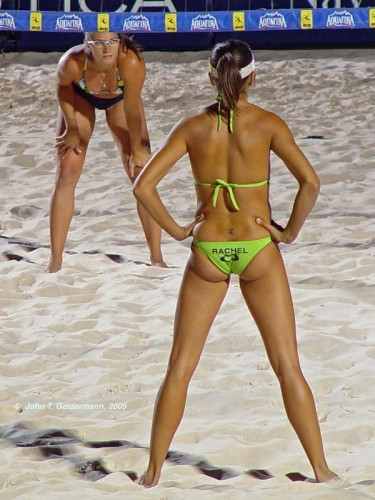 Beach Vollyball is awesome