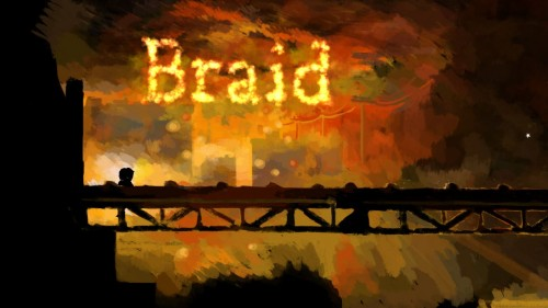 Braid World One Wallpaper