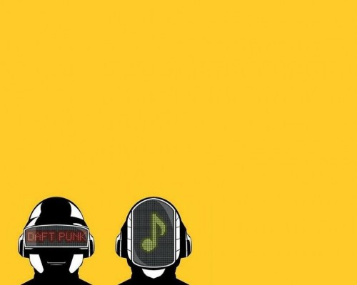 daft punk 500x400 Daft Punk Wallpaper Music Daft Punk