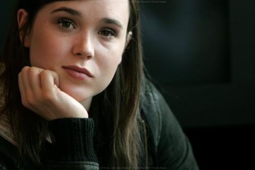 Ellen Page - Close Up