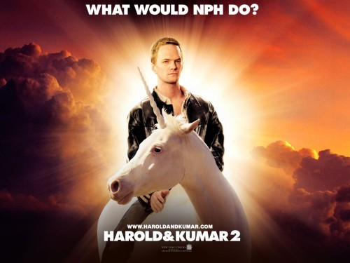 Harold And Kumar 2 - NPH Wallpaper