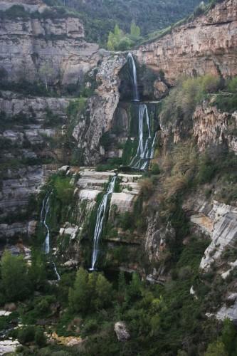 high drop waterfall