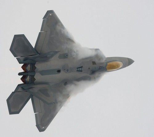 Jet Fighter Sonic Boom