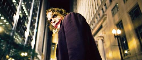 Joker's Look