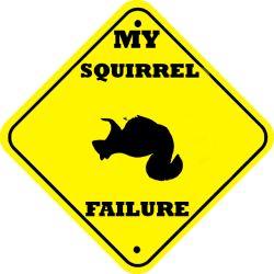 my-squirrel-failure