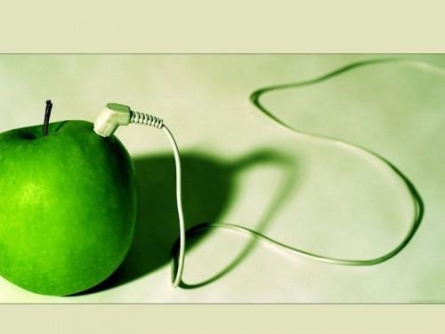 Plug Into Apple