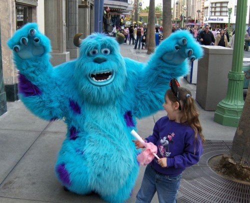sullivan monster 500x406 Sullivan Monster Movies monsters inc Humor cosplay