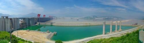 Three River's Dam - Preflood