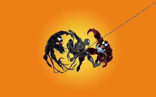 Venom Vs Spider-Man Vs Carnage