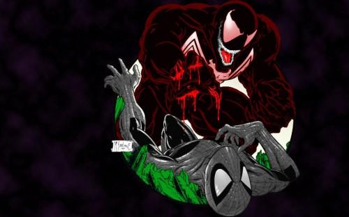 Vnome Kills Spider-Man