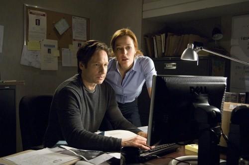 X-Files Movie Promo