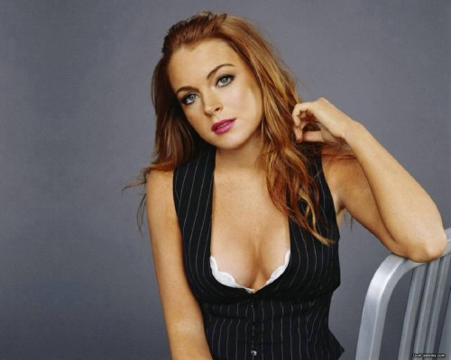 009 - Lindsay Lohan