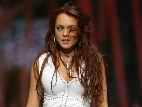 021 - Lindsay Lohan