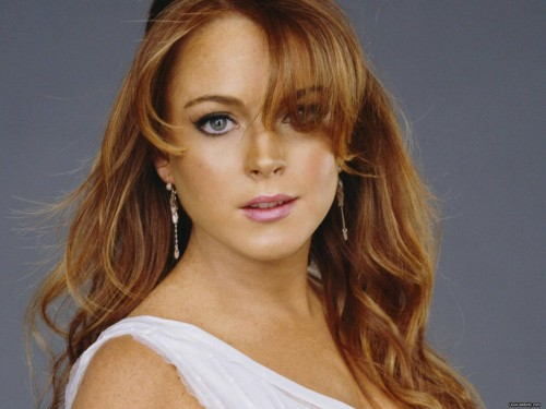 027 - Lindsay Lohan