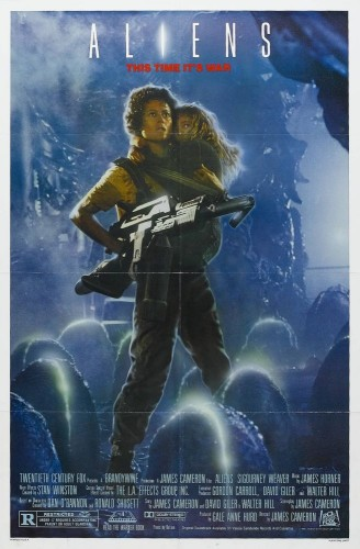 aliens 328x500 aliens Movies Movie posters Fantasy   Science Fiction