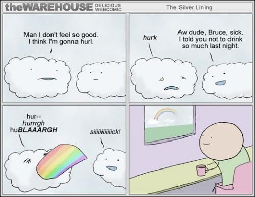 Cloud Puke