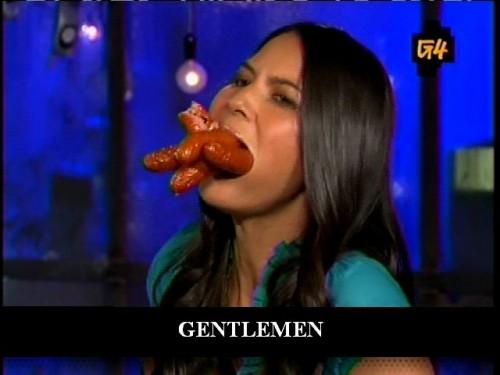 gentlemen 500x375 GENTLEMEN. wtf Sexy Humor Food