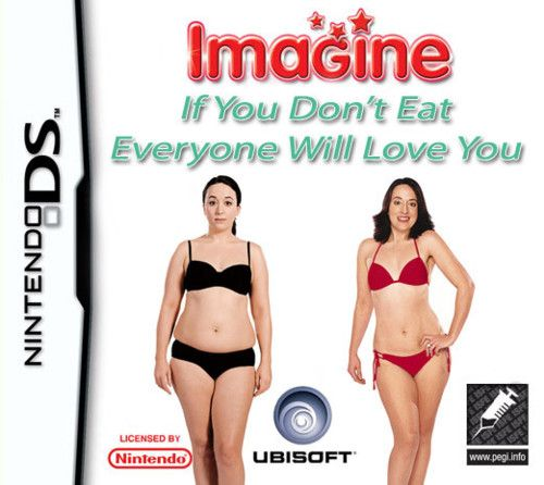 Imaging - If you don't eat everyone will love you