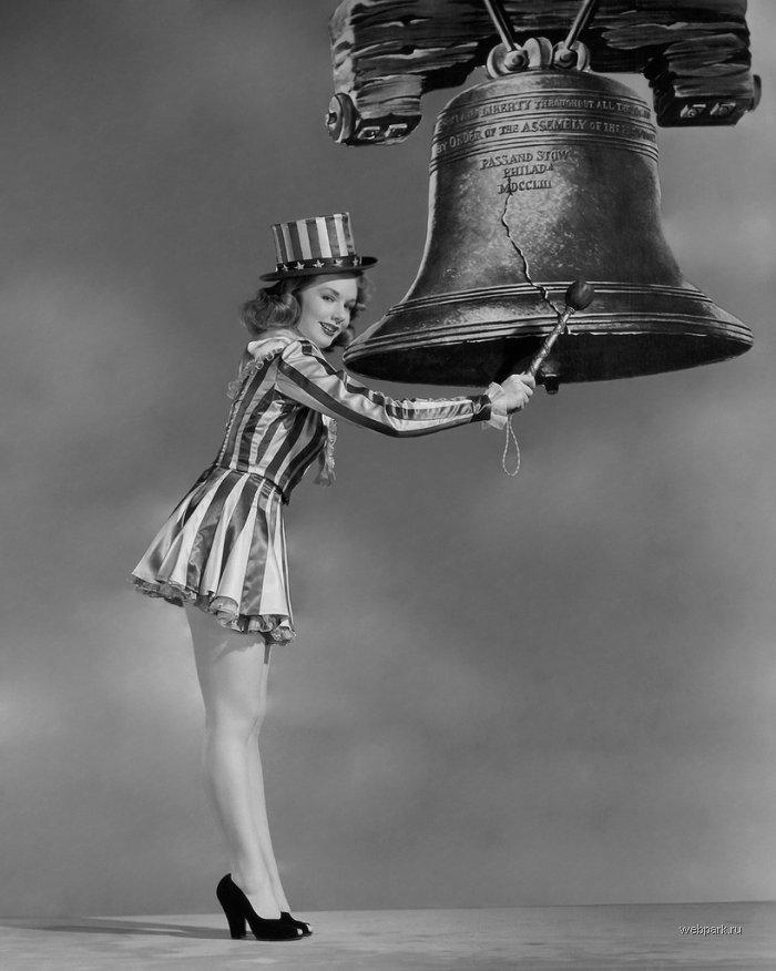 Liberty Bell Girl