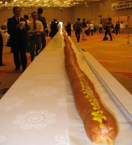 Long Hot Dog