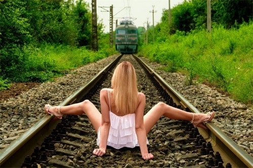 NSFW - Railway Expectations