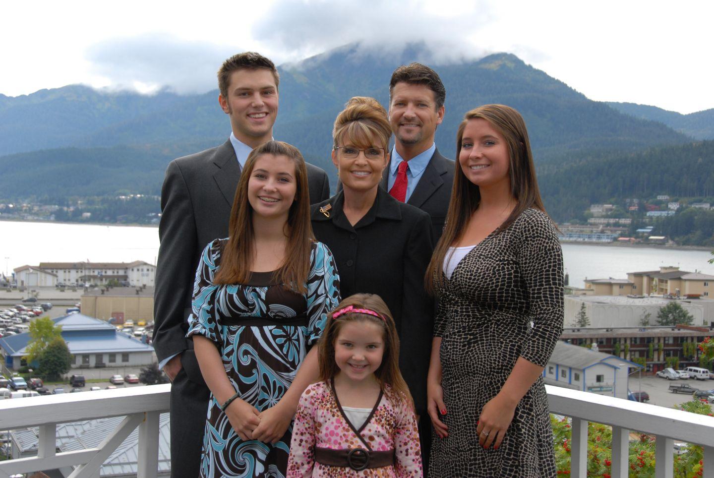 Palin Family Patriot