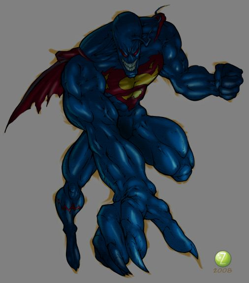 Parasite Superman