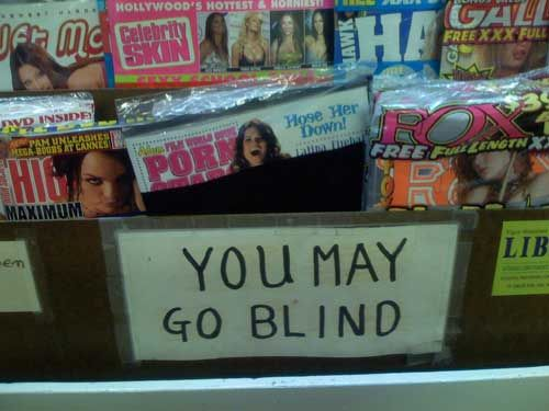 porn you may go blind Porn   You may go blind XXX Sexy Humor