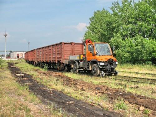 Railroad Tug