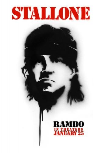 rambo graffiti