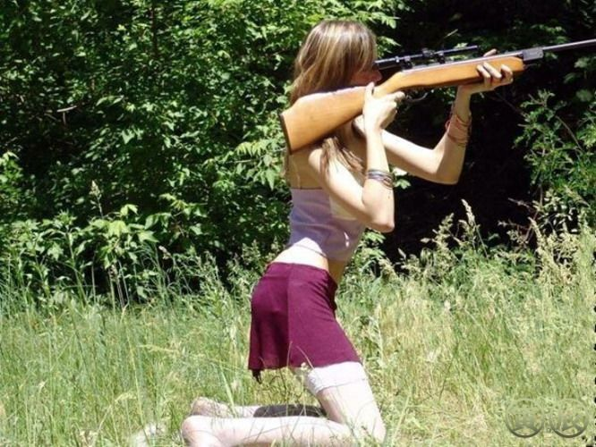 Sniper Girl - Your Doing It Wrong