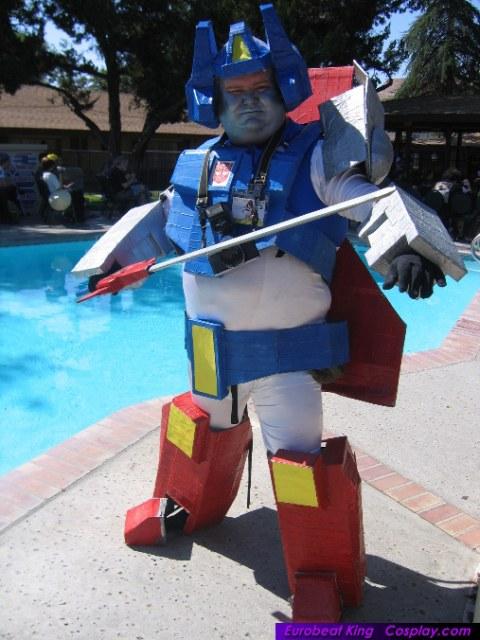 Transformer Fan