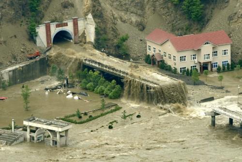 Tunnel Flood