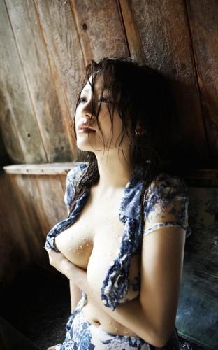 NSFW - Asian Boob Grab