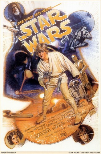 Star Wars - The First Ten Years