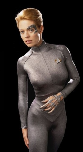 7 of 9 274x500 7 of 9 star trek Sexy