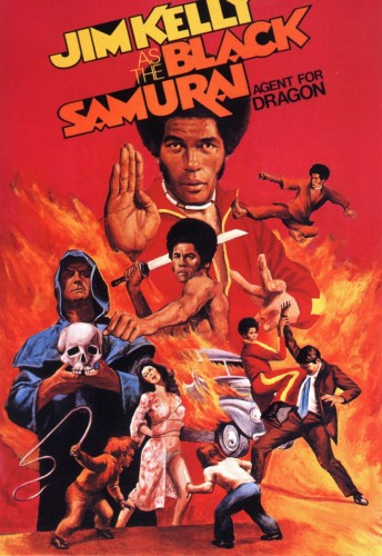 Black Samurai - Agent for Dragon