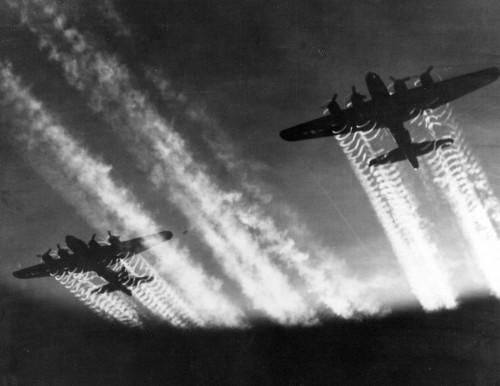 Bomber Wake