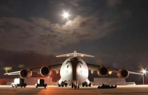 c-130 night light